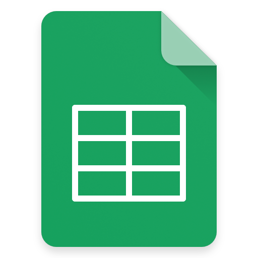Dividend Income Portfolio Template for Google Sheets icon